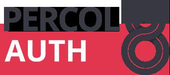 Percol8AUTH Logo